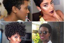 idéias de cabelo