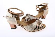 Salsa shoes