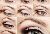 banana eyeshadow