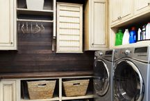 Laundry Room / by Natalia Rowland