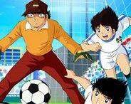 Olive et tom captain Tsubasa