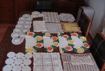 рукоделие / вязание, вышивка, пэтчворк, плетение