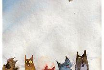 Illustrazioni Di Gatto