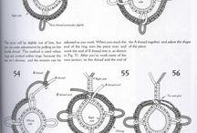 wzory frywolitek