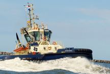 Svitzer Amstel built by Sanmar Shipyards