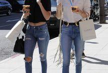 celeb fashion trends on & off duty