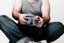 Gamer Portrait