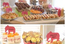 Maddie party ideas / by toni vasquez