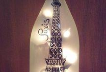 Paríž dekoracie