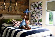 Reid's room