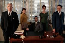 Mad Men Madness / Anything Mad Men, focusing on fashion and interiors