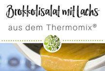"""Lachsrezepte aus dem Thermomix® / Diese Pinnwand ist ganz dem """"König der Speisefische"""" dem Lachs gewidmet! Lerne wie Du ihn im Thermomix® unwiderstehlich zubereitest."""