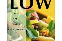 Low cholesterol Cooking / by Katie Hansen