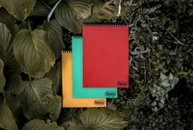 BOOKS WE DO / handcrafted sketchbooks for notes, drawing, calligraphy, lettering etc.