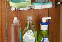 kitchen organising tips