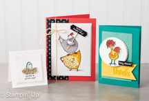 Stampin' Up Hey Chick