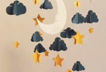 Mobiles / Beautiful and fun mobiles for nurseries, kids rooms and home decor.
