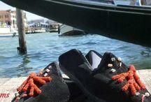 "my lucky lucky beaded corals / my ""Impiraressa"" traditional venetian seedbead creations"
