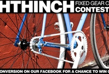 "Nicest Conversion / Vote for what you feel is the nicest conversion by ""liking"" your favorites. / by EighthInch Bikes"
