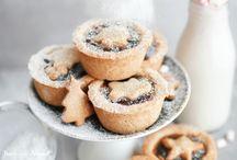 vegan christmas baking ideas / vegan baking ideas for your vegan guests or if you're a vegan that loves cakes & baking