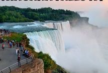 Niagara Falls ✈️