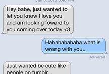 cute conversation