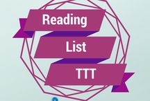 Reading List - TTT / Collection of Bookish posts with top ten lists...