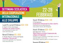 Settimana scolastica della cooperazione internazionale allo sviluppo