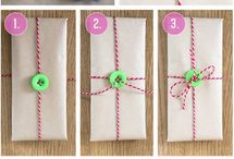 That's a wrap / Gift wrapping ideas / by Emily Cox