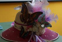 hat decorating