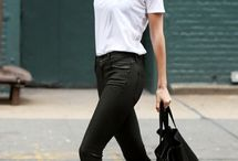 Model Off Duty Style