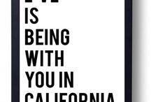 CALIfornia! ☀