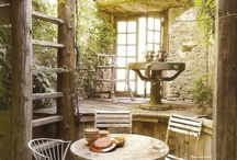 Terraces and Outdoors Spaces