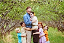Photography Ideas | Family Portrait Ideas / by Sara Quinnett
