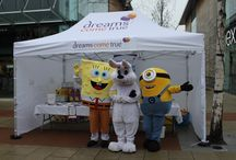 Whiteley Easter Event / Fundraising at Whiteley Shopping Centre