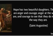 Soul: Sunday's Saint Saying
