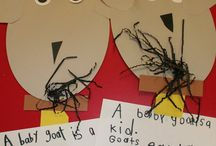 3 Billy Goats Gruff / Writing, rebelling activities and crafts for Three Billy Goats Gruff / by Kindergarten Kids