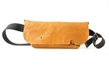 Messenger bags - Light Brown