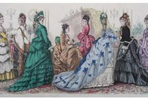 Historic Fashion / Exploring beautiful fashion and costumes of the past. / by *:・゚✧ Mimi G ✧゚・:*