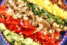 Cobb Salad / Perfect meal  / by Patsy Bell Hobson