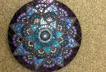 mozaik mandala