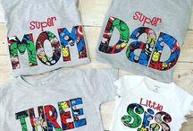 SuperHero BDAY