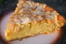 gâteau moelleux pomme et amendes