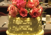 Wedding Cakes... / by Helen Hovestol