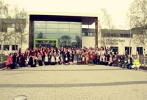 Life at Chesterfield College / An insight into the wide range of things happening on campus!
