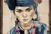 Portraits  Stéphanie Ledoux