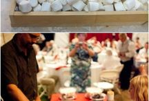different bbq wedding examples