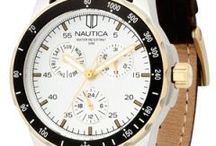 Nautica Watches / Nautica offers different type of watches like Sports watches, Diver watches, Multifunction watches etc. They are great as everyday watches.