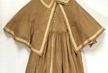 Girls, Dresses, 1850-1930