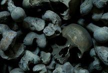Charnel house / Skull, charnel house,
